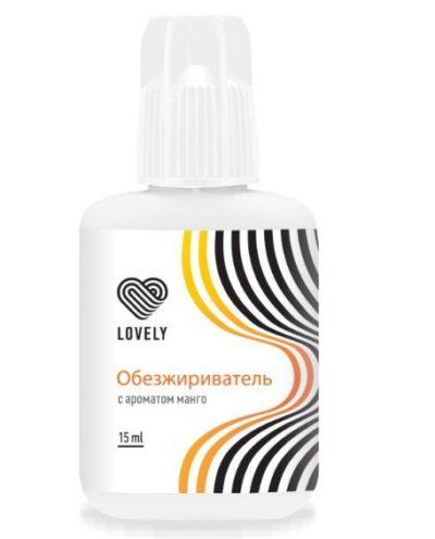 Обезжириватель Lovely с ароматом манго (15 мл)