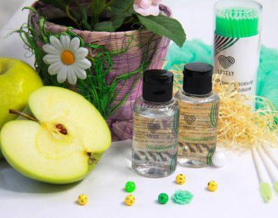 Обезжириватель Lovely с ароматом яблока (50 мл)