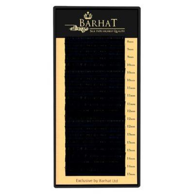 Ресницы Barhat черные (MIX) 18 линий