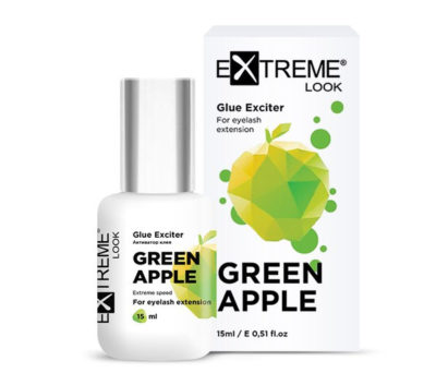 Активатор клея EXTREM look «Green Apple» (15 мл)