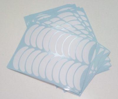 Виниловые подкладки (синие)