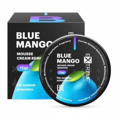 """Ремувер кремовый Extreme look """"Blue Mango"""", 15 г"""