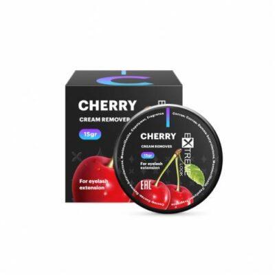"Ремувер кремовый Extreme look ""Cherry"" ,15 г"